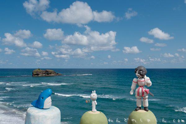 「ねんど人形と写真展~神話と昔話」開催中