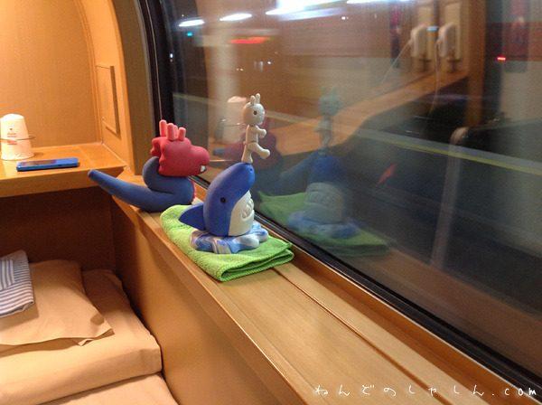 夏休み ねんど人形と写真展 鳥取県 お城山展望台
