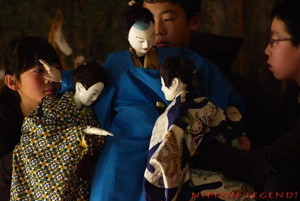 川野の車人形