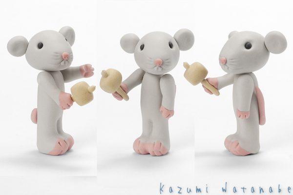オオクニヌシのネズミ 出雲神話