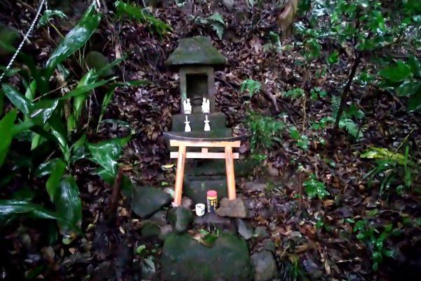 大友稲荷を訪ねる 豊後大友氏館跡 鎌倉 神奈川